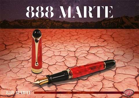 Aurora Sneak Peak: 888 Marte