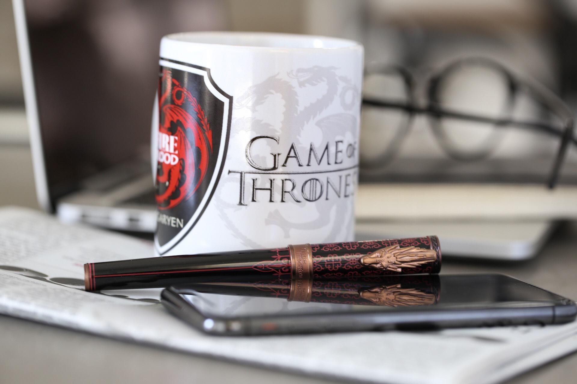 Montegrappa Game of Thrones Final Season!