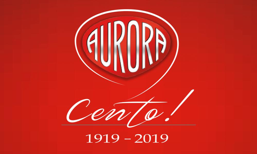 Cento – Aurora celebrates 100 years!