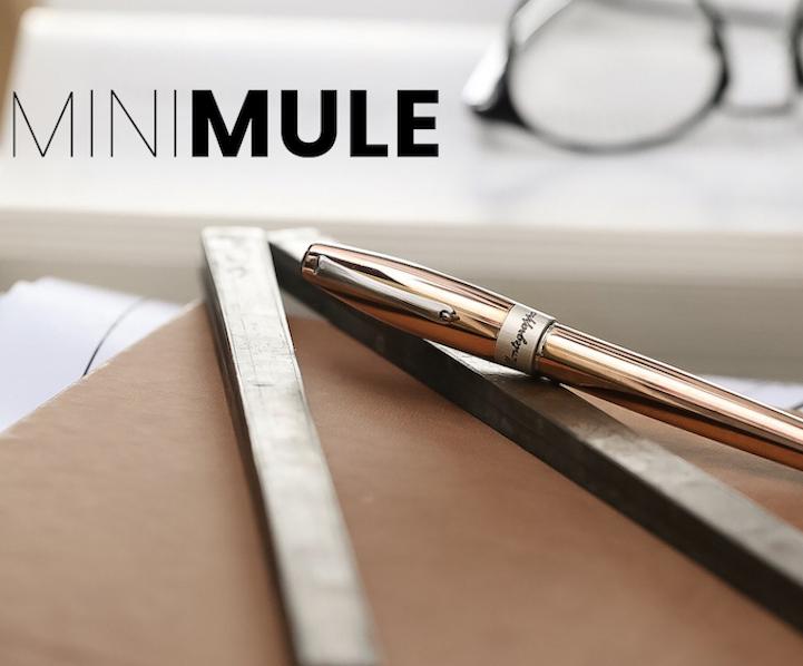 Montegrappa Mini Mule price reduction