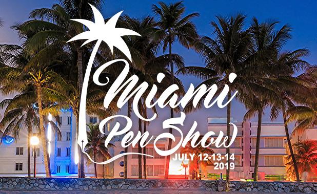 Miami Pen Show 2019