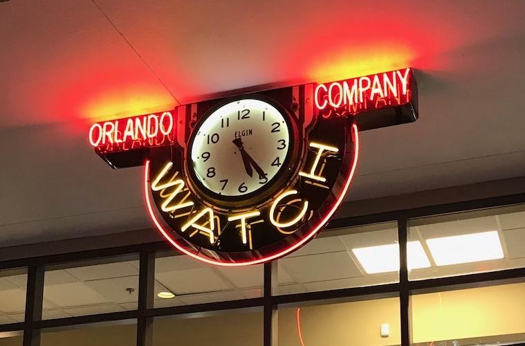 Orlando Watch Event