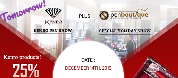 Pen Boutique in-store Event