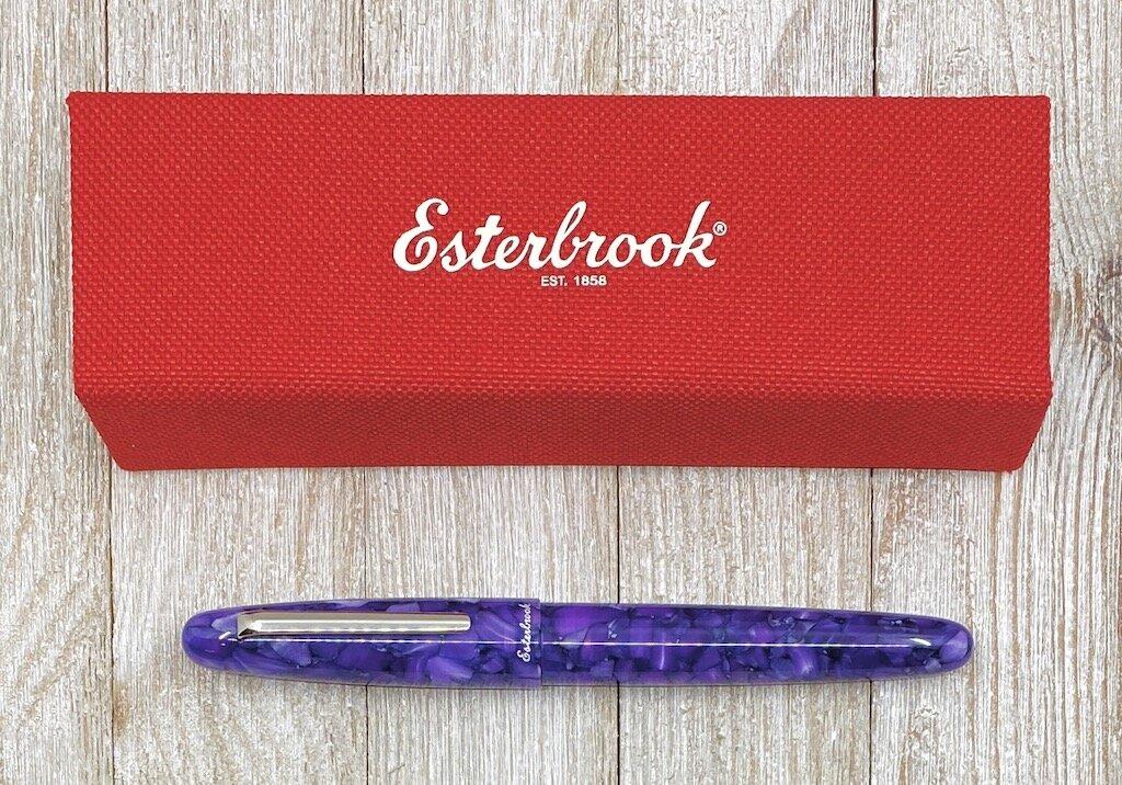 Pen Addict Reviews the Estie Lilac OS