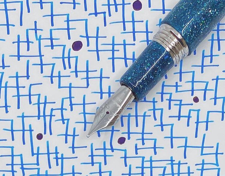 "Pen Addict reviews the ""Journaler"" nib by Gena Salorino"