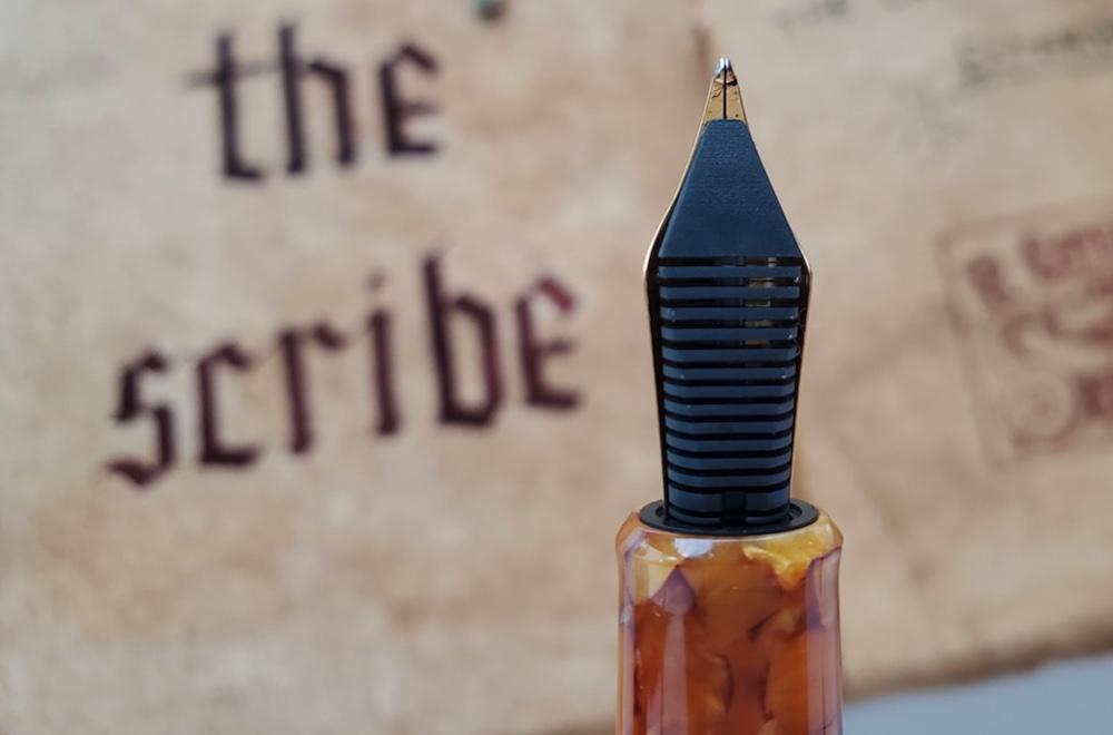 Scribe nib for Esterbrook